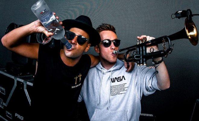 Nicky Romero și Timmy Trumpet