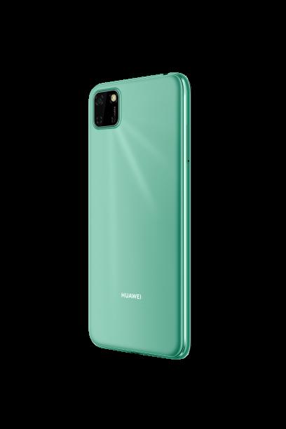 Huawei Y5p_Green