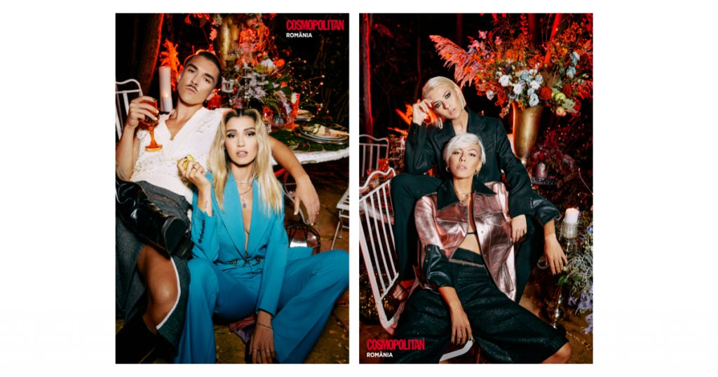 Alina Eremia, Lidia Buble, Sore, Emil Rengle pentru H&M Studio, cea mai cool colecție a toamnei