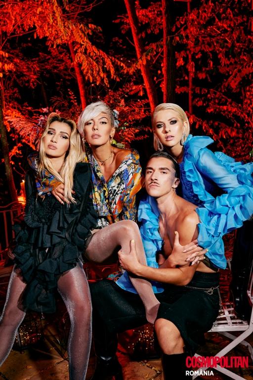 Alina Eremia, Sore, Lidia Buble și Emil Rengle pentru H&M Studio, cea mai cool colecție a toamnei