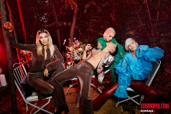 Alina Eremia, Lidia Buble, Emil Rengle, Sore pentru H&M