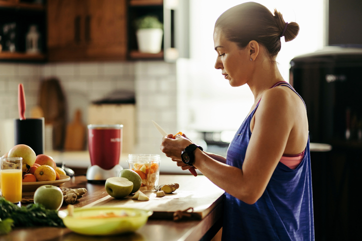 femeie alimentatie sanatoasa