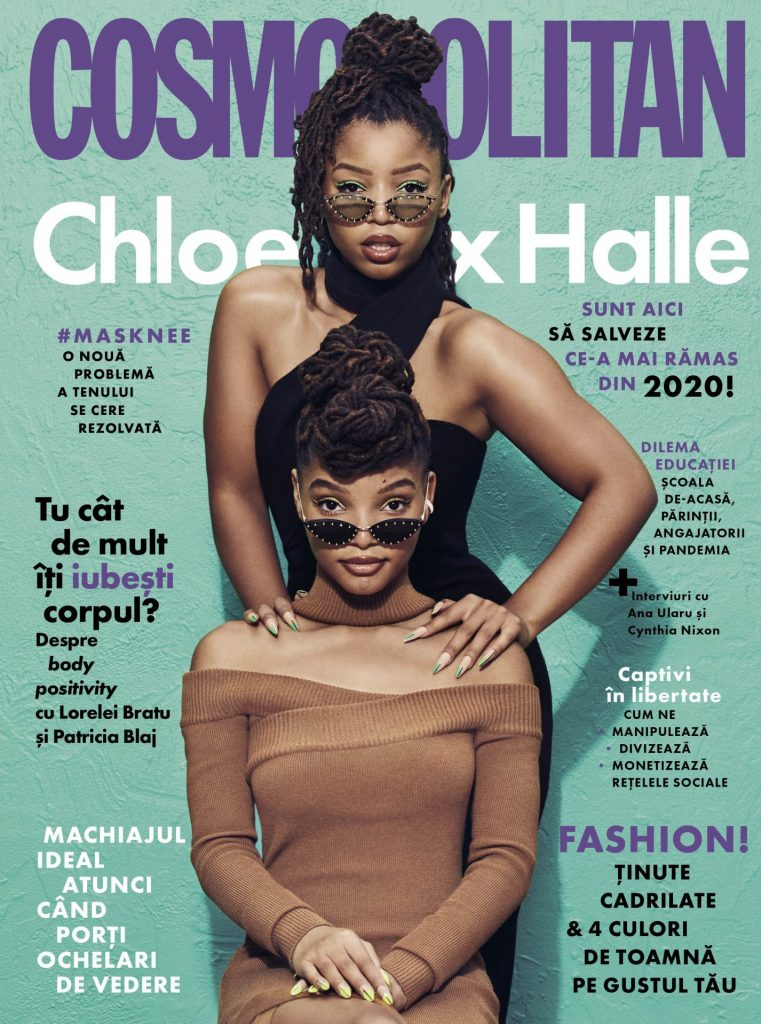 COVER CHLOE X HALLE
