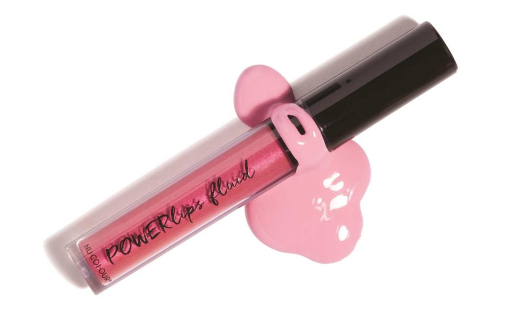 Power lips fluid texture