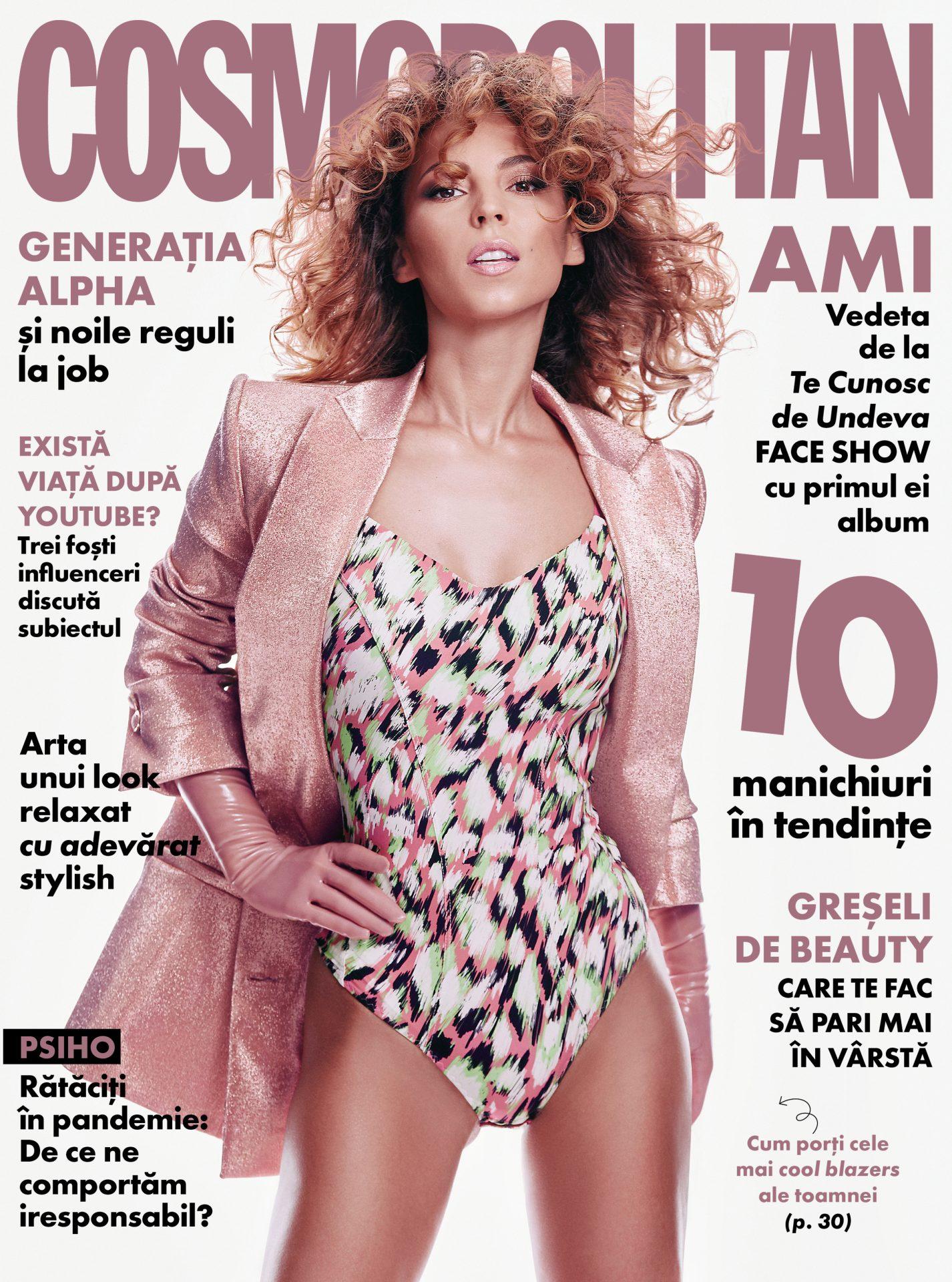 Cover Octombrie Cosmopolitan Romania