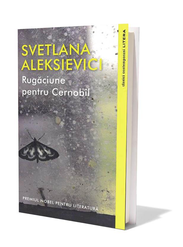 Rugăciune pentru Cernobîl, Svetlana Aleksievici
