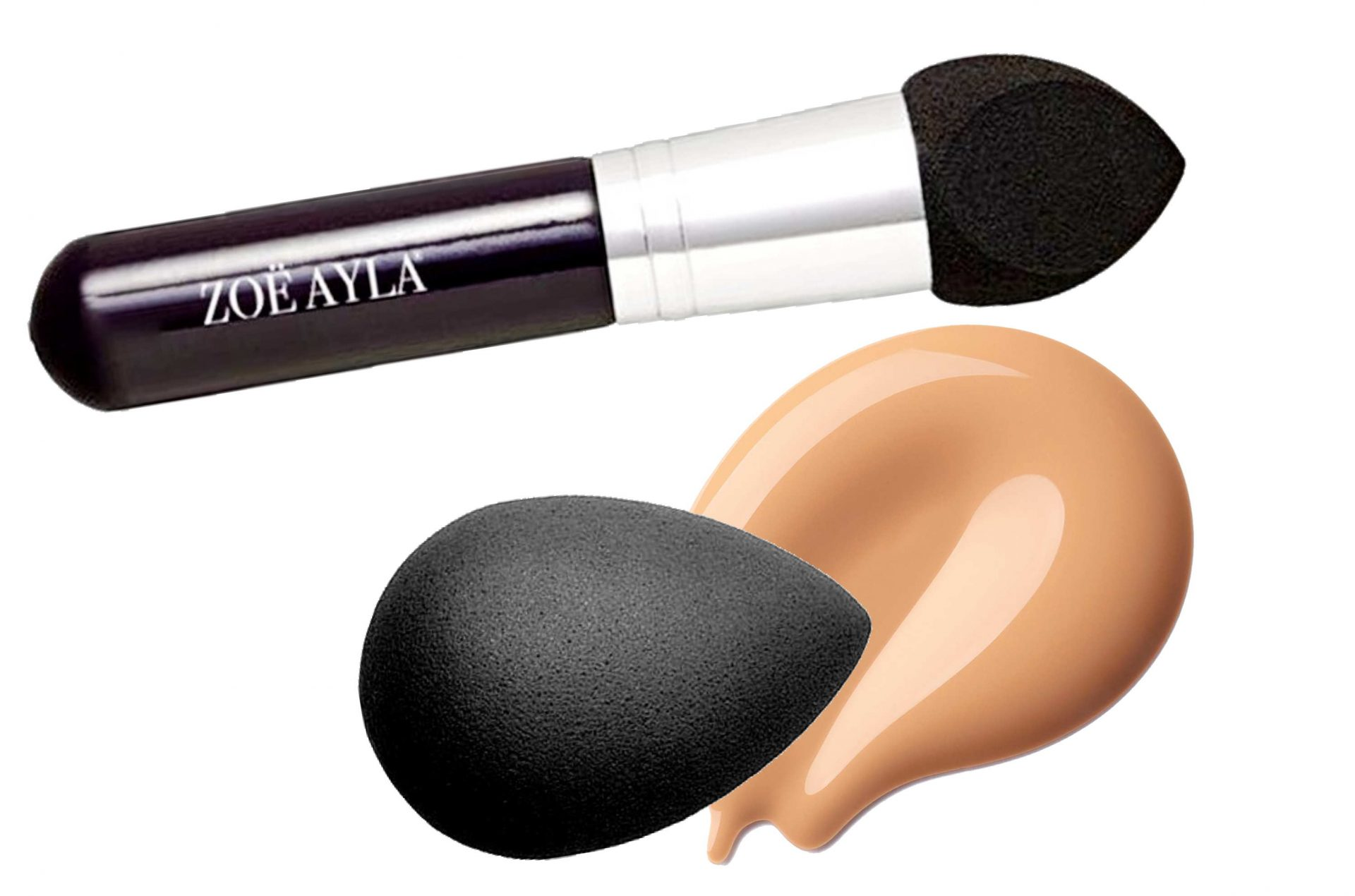 makeup-sponge-brush-set 120 lei