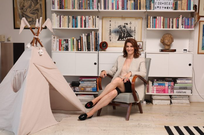 Ioana Dumitrescu viata mea stilul meu