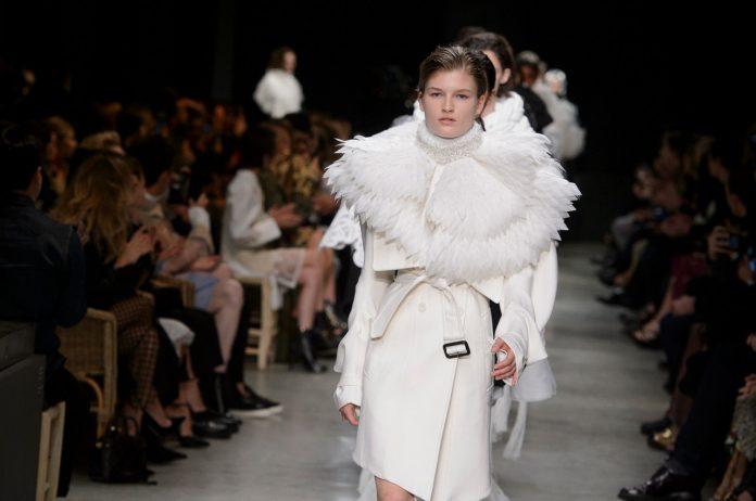 London Fashion Week Burberry February 2017