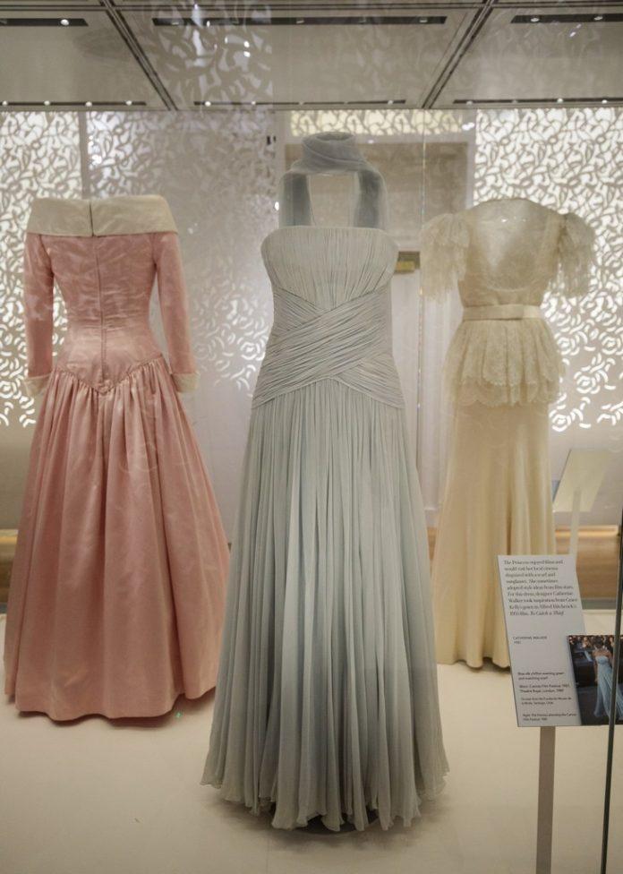 Diana: Her Story expozitie Printesa Diana