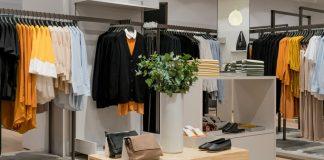 magazinul COS la Baneasa Shopping City