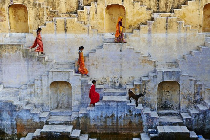 calatorie in India luna de miere