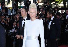 tinute all white Cannes 2017