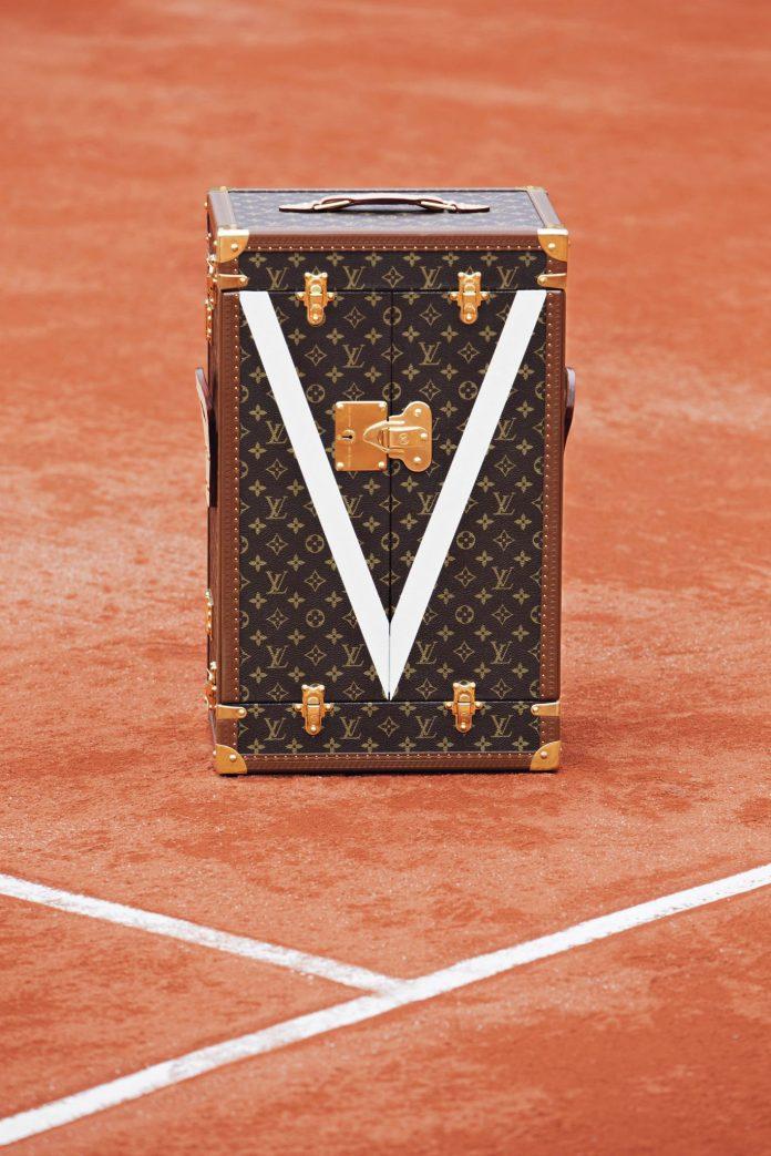 cupa feminina French Open in cufarul Louis Vuitton