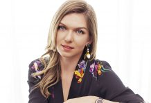 Simona Halep interviu Harper's BAZAAR Romania