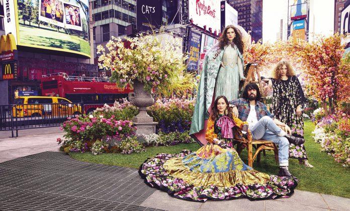 Gucci's Urban Garden Bloom