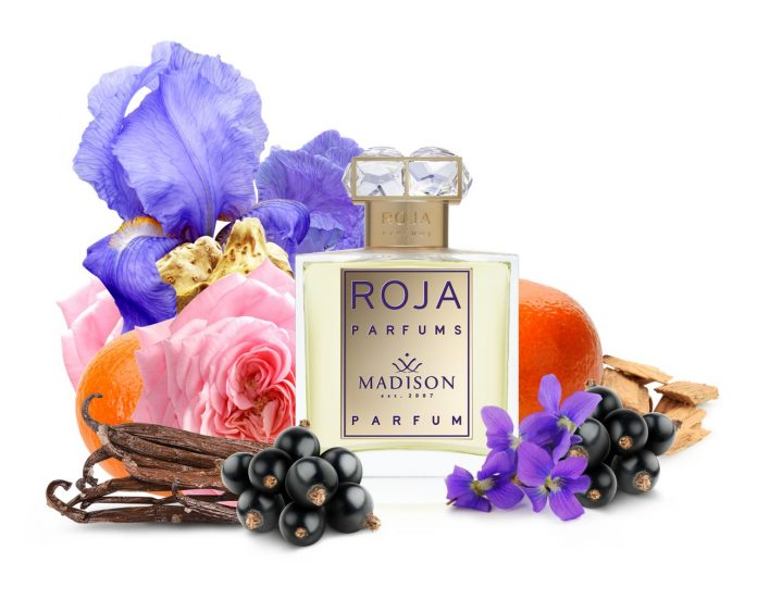 Roja Dove Madison Parfum Ingredient Image