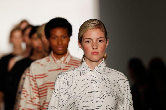 Ioana Ciolacu Berlin Fashion Week 2017