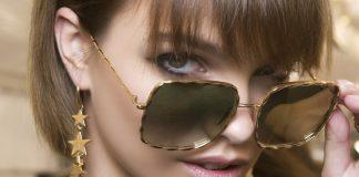 Elie Saab protectie solara ochelari de soare