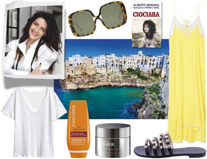 Travel List Adriana Chiper