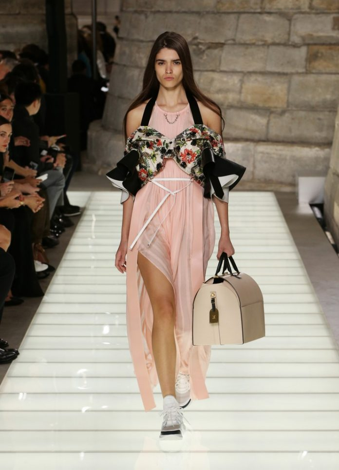 Louis Vuitton primavara - vara 2018