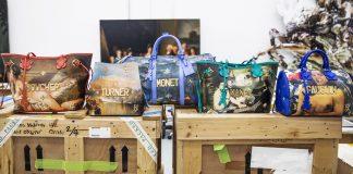 cea de-a doua colectie Jeff Koons Louis Vuitton