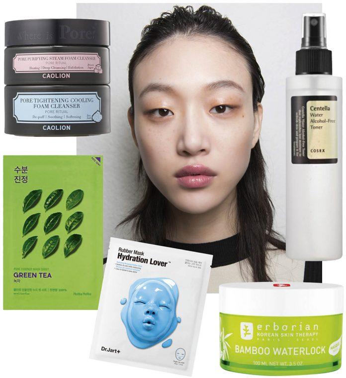 recomandari de produse coreene
