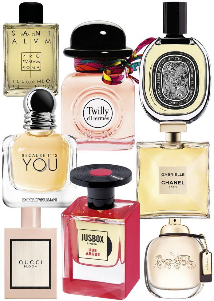 aromele zilei parfumuri recomandate 2017