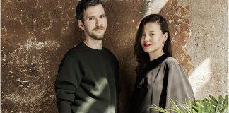 artistii Anca Benera si Arnold Estefan