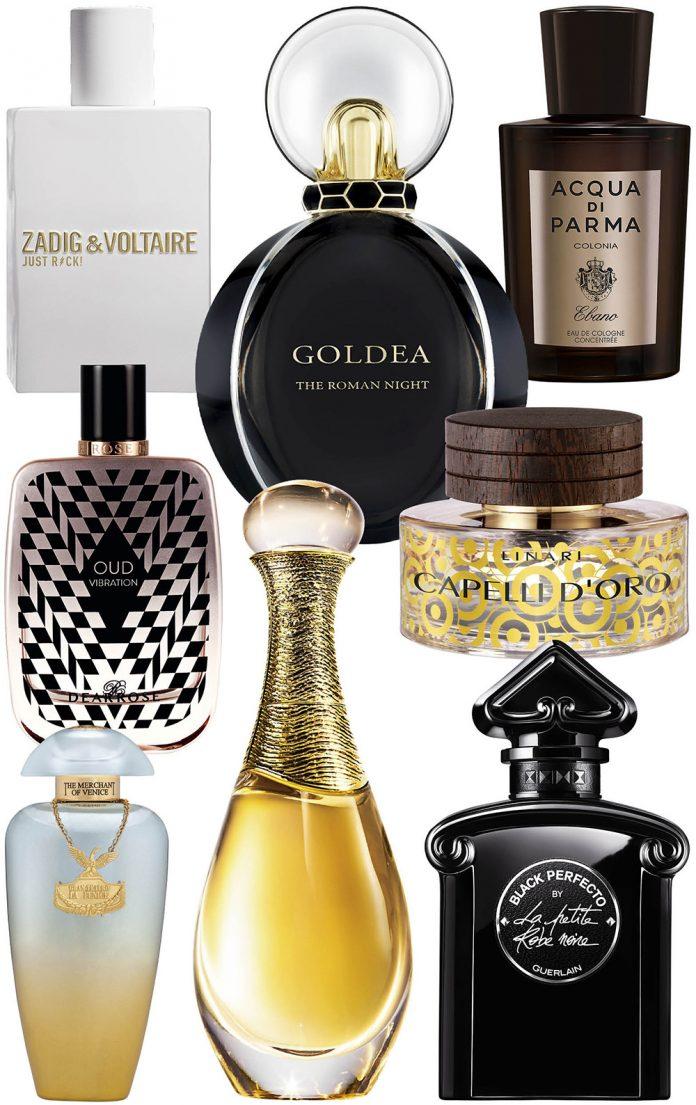 parfumuri de seara esente nocturne Harper's BAZAAR