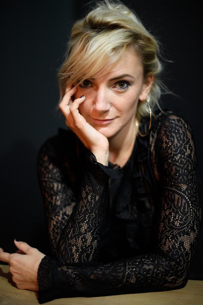Alexandra Borbély actrita On Body and Soul