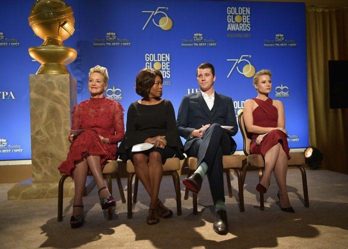nominalizari Globurile de Aur 2018