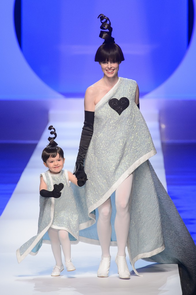 colectie Jean Paul Gaultier couture