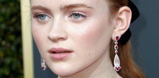 Sadie Sink Paris Fashion Week