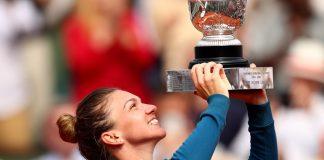 Simona Halep Roland Garros 2018 titlu