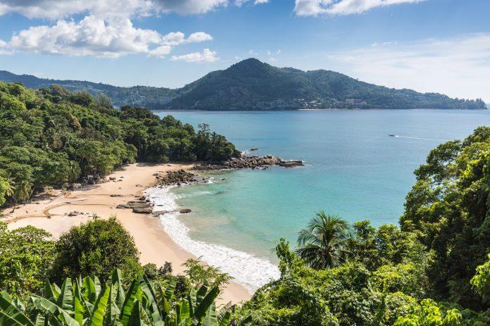 Thailanda Carmen Lidia Vidu plaja insula