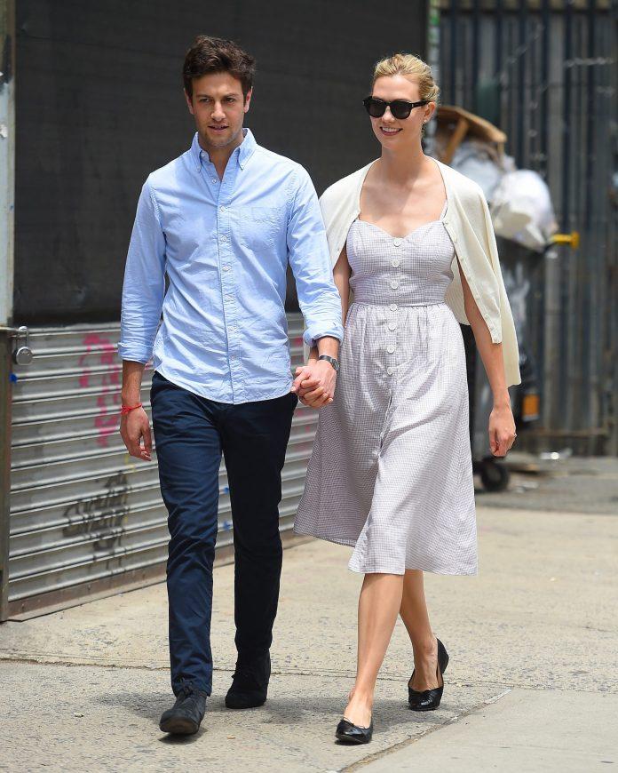 Karlie Kloss și Joshua logodnă