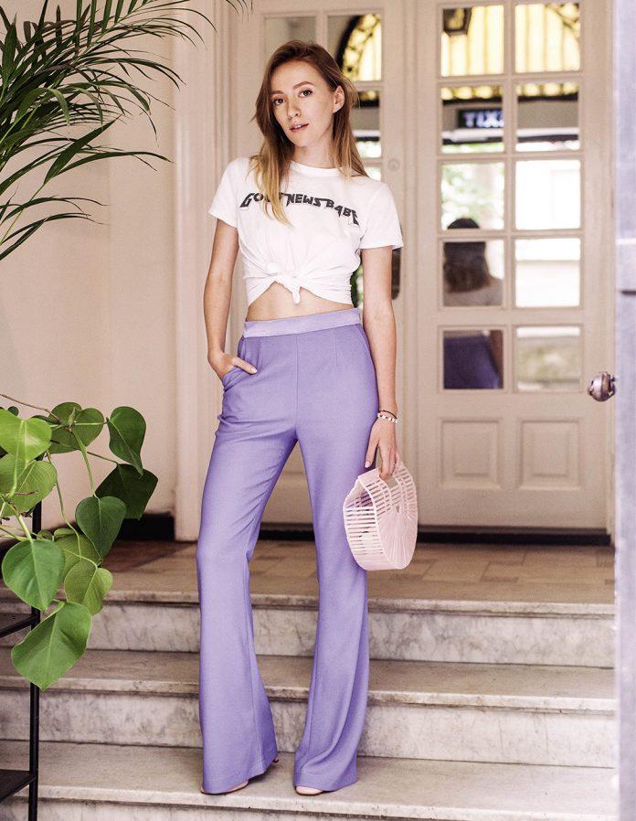 The Style Violette Basoc