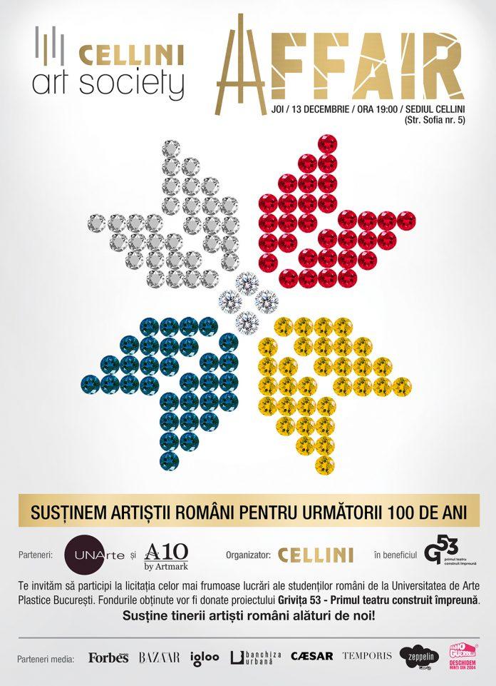 Cellini Art Society_Invitatie
