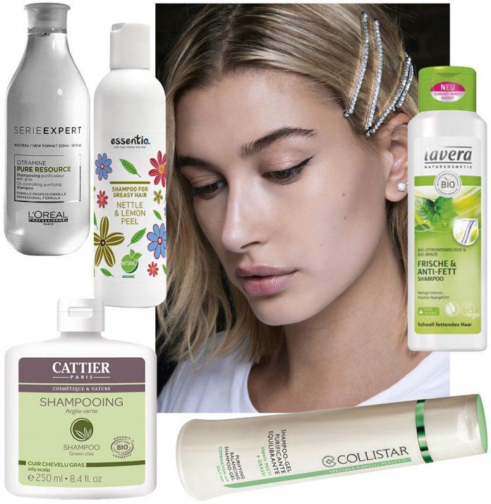 șampoane pentru scalpul cu tendințe de îngrășare