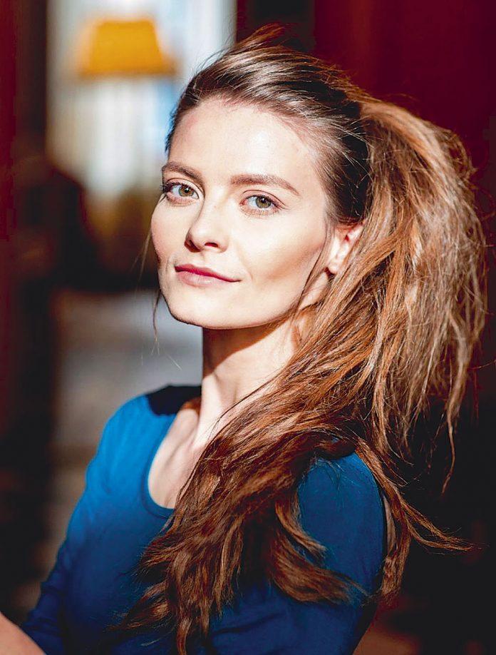 Olga Török 5 minute interviu