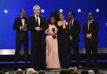 filme premiate la Critics Choice Awards 2019