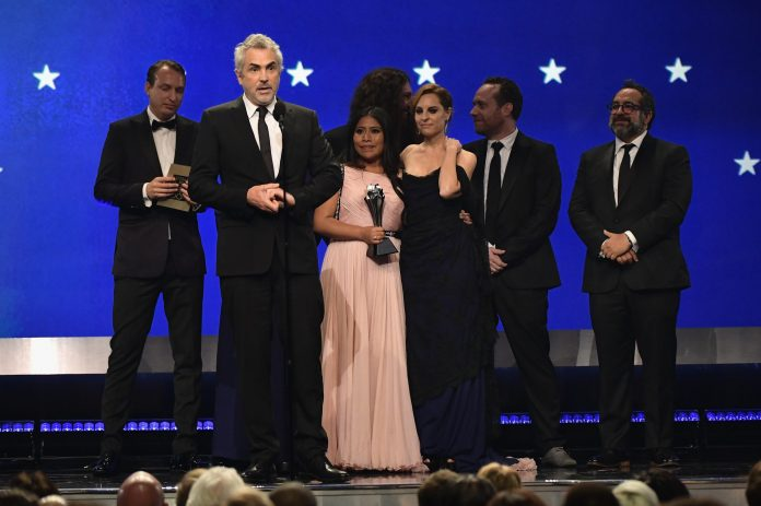 filme premiate la Critics Choice Awards 2019