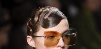 Lecții de machiaj și coafură de la Milan Fashion Week