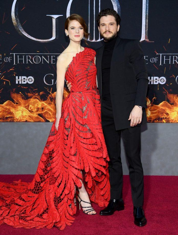 Cele mai bine îmbrăcate vedete la premiera noului sezon Game of Thrones