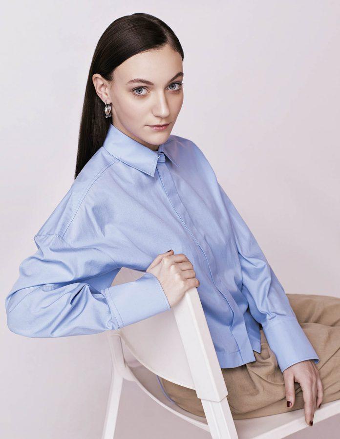 Arta tânără: Mădălina Stoica, actriță, 21 de ani