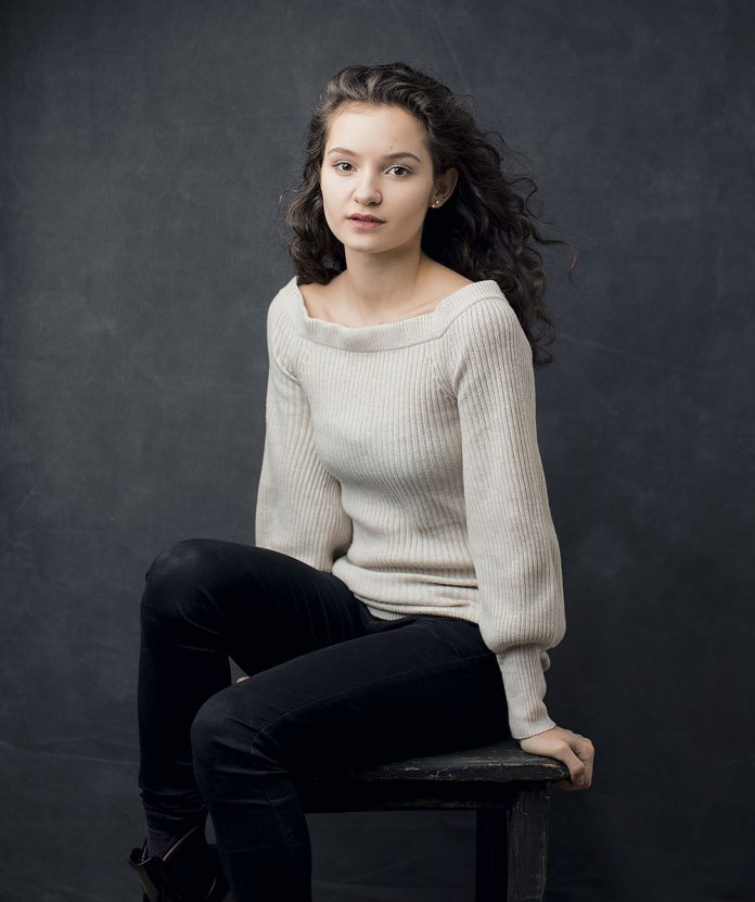 Francesca Velicu - Karolina Kuras 1