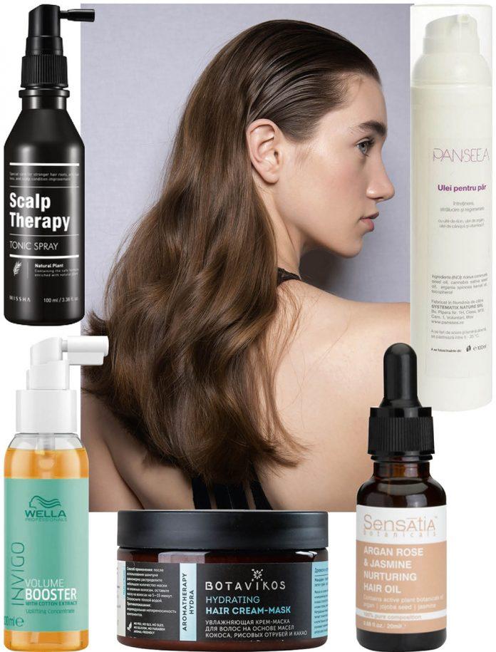 5 produse pentru îngrijirea părului de încercat în mai