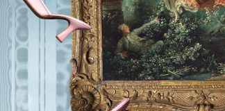 Art meets Fashion: Manolo Blahnik la Colectia Wallace