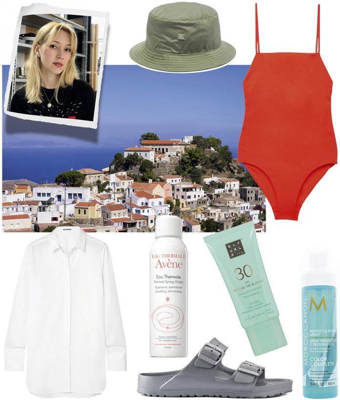 Travel List - Adelina Petcan